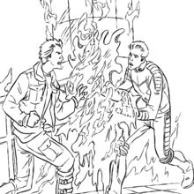 Homem de Gelo e o Pyro