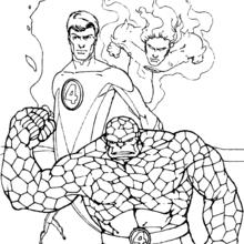 Três heróis