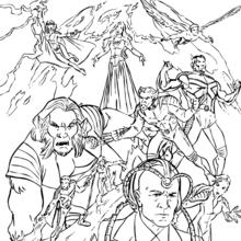 A equipe X-men