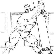 marvel, A força do Hulk