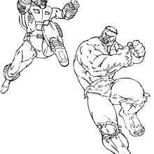 Hulk vs O Líder