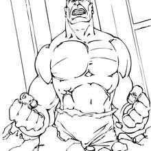 Hulk, o mais forte