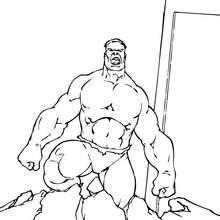 marvel, Hulk, o destruidor