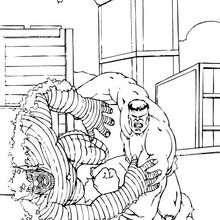 Hulk e o Abominável