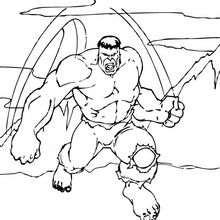 O perigoso Hulk
