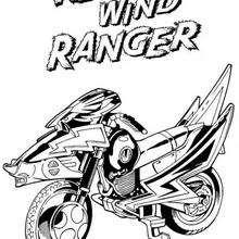 A moto dos Power Rangers