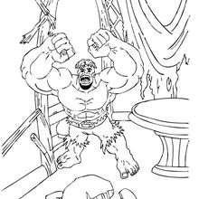 O Hulk terrível