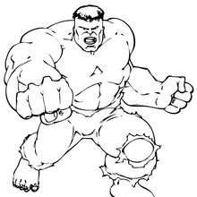 O soco do Hulk