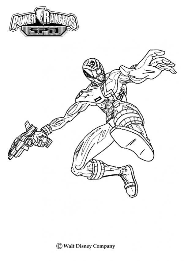 Desenhos Para Colorir De Power Ranger No Ar Pt Hellokids Com