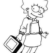 A linda Lisa