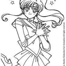 Sailor Júpiter, a guerreira