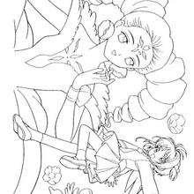 Sakura e a princesa