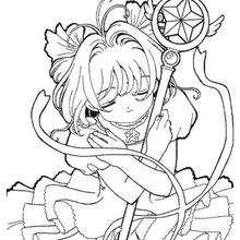 Sakura, a capturadora de cartas