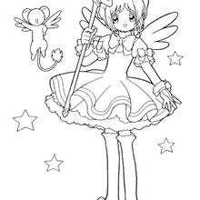 A princesa Sakura e o Kerberos