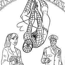 marvel, Homem-Aranha e a chave da cidade