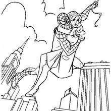 marvel, O Homem-Aranha com sua namorada