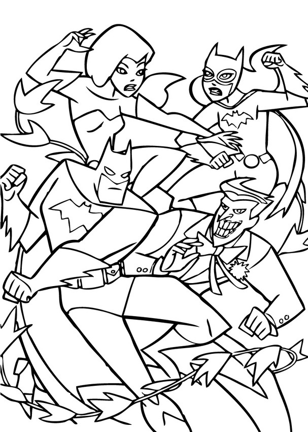 Desenhos Do Batman Para Colorir Desenhos Para Colorir Imprima