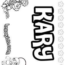 cartaz, Kary