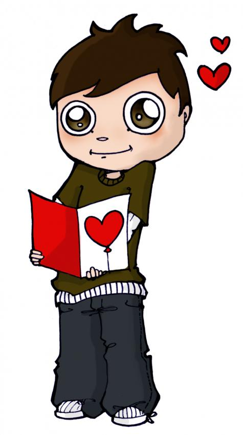 Tom apaixonado