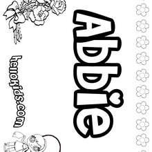 amor, Abbie