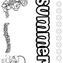 Verão, Summer