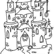 Castelo mal assombrado medonho