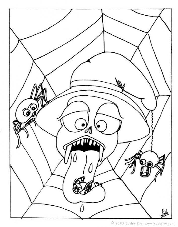 Aranhas do Dia das Bruxas