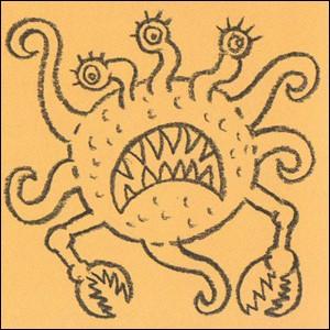 Como desenhar um alienígena do Dia das Bruxas