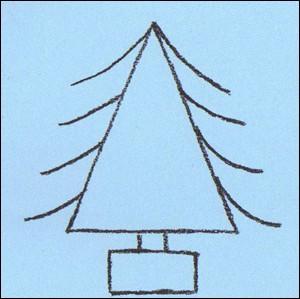 Como Desenhar Como Desenhar Uma Arvore De Natal Pt Hellokids Com