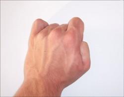 Como desenhar um sapo com sua mão