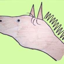 Como desenhar um Cavalo com sua mão