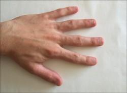 Como desenhar uma água-viva com sua mão