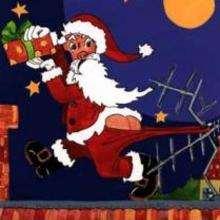 Retrato do Papai Noel
