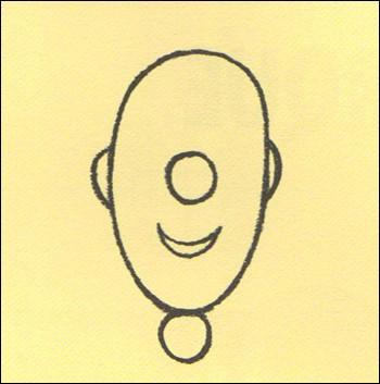 Como desenhar um palhaço