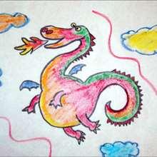 Como desenhar um dragão fada
