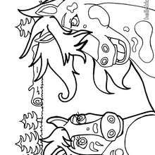 Um cavalo para pintar