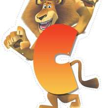 Madagascar 2: Letra C