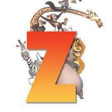 Madagascar 2: Letra Z