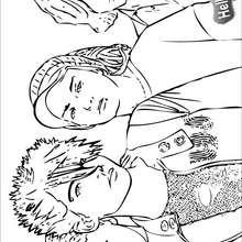 cantor, Tokio Hotel, a banda de rock alemã