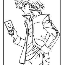 Desenho do Aster Phoenix para colorir online