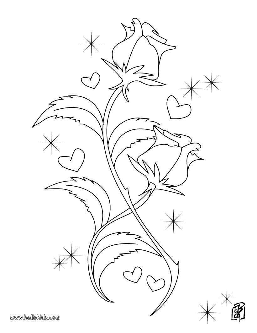 Desenhos Para Colorir De Folha Para Imprimir E Escrever Uma Carta