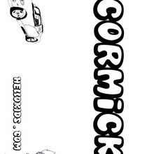 Cormick