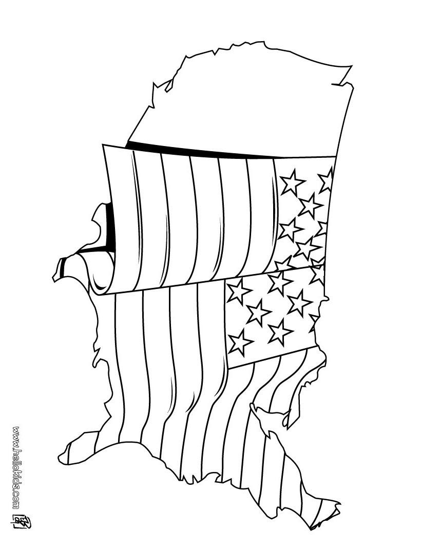 desenhos para colorir de bandeira dos eua para colorir pt