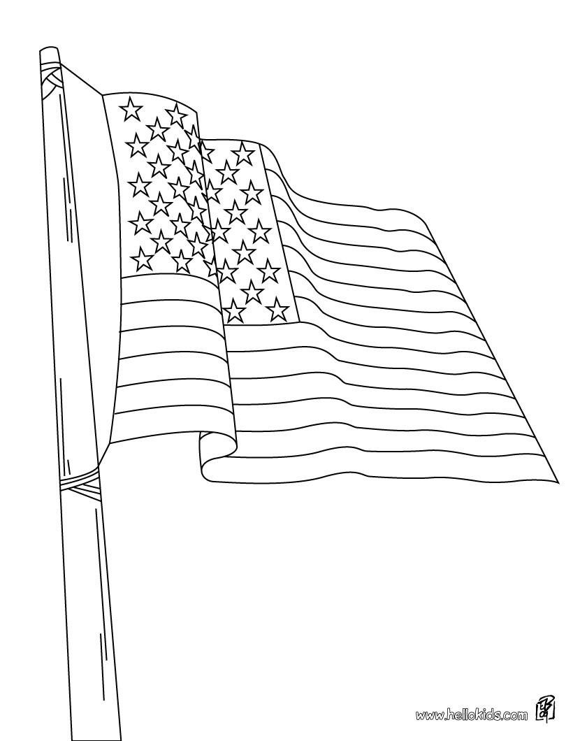 Desenhos Para Colorir De Desenho Da Bandeira Dos Estados Albanian Flag Coloring Page