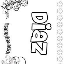 amor, Diaz