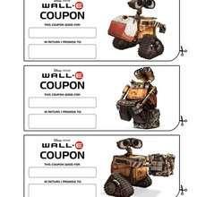 Um Vale do WALL E  para imprimir