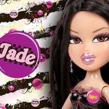 Fundo de tela da Bratz  - boneca Jade