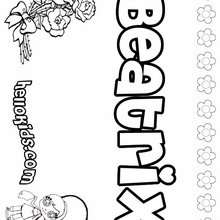 amor, Beatrix