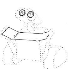 Ligue os pontos - WALL-E