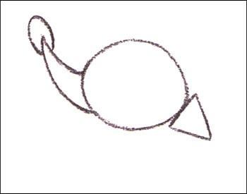 Como desenhar um anquilossauro